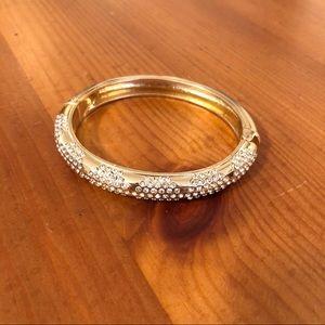 Talbots Rhinestone Bracelet